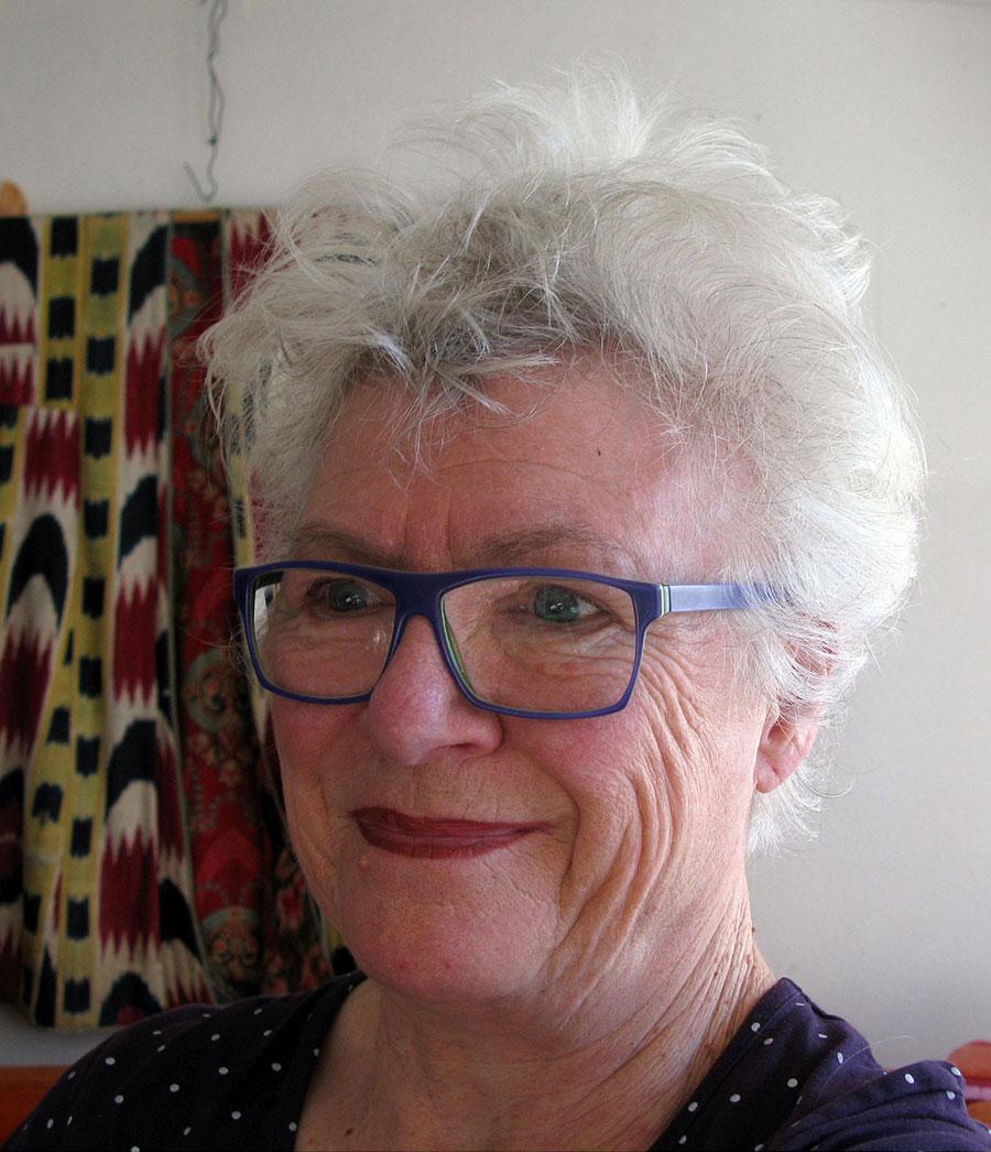 Ulrike Oeter