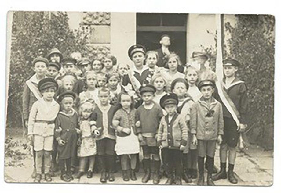 Wo ist Luise Treistmann? Bildnachweis: Begegnungsstätte Alte Synagoge, Sammlung Gruneberg