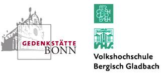 Gedenkstätte Bonn und VHS Bergisch Gladbach